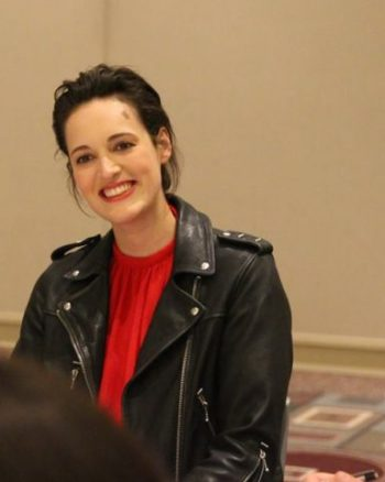 Phoebe Waller-Bridge and the inspiration behind L3-37 in Han Solo.