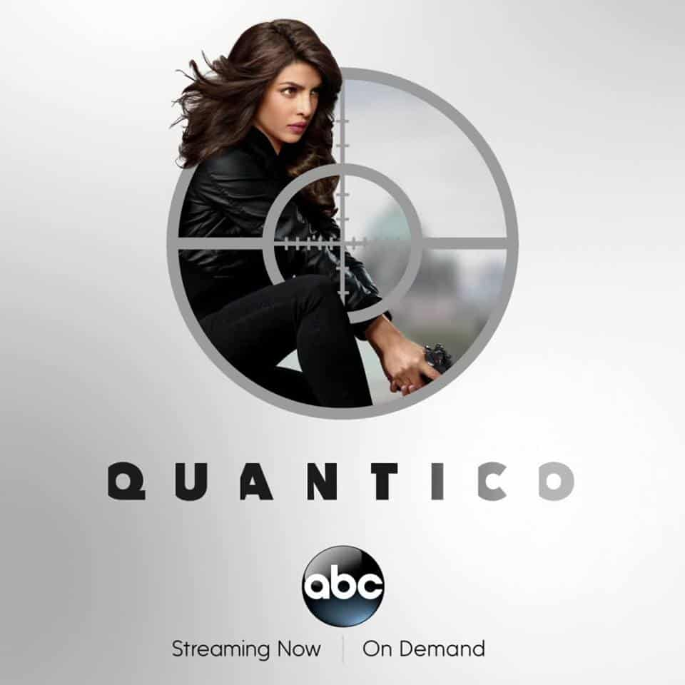 Watch the new Quantico show on ABC Thursday nights!