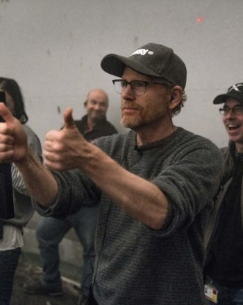 Ron Howard Han Solo Director and its challenges.