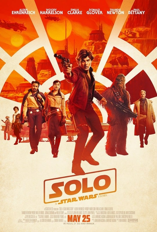 Roar for Change and get your Solo: A Star Wars Story tickets now!