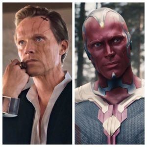 How I Made Paul Bettany Choose Between Avengers and Star Wars