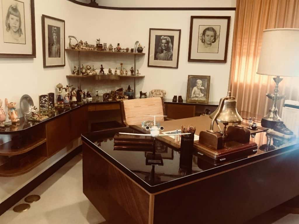 Walt Disney Office Tour