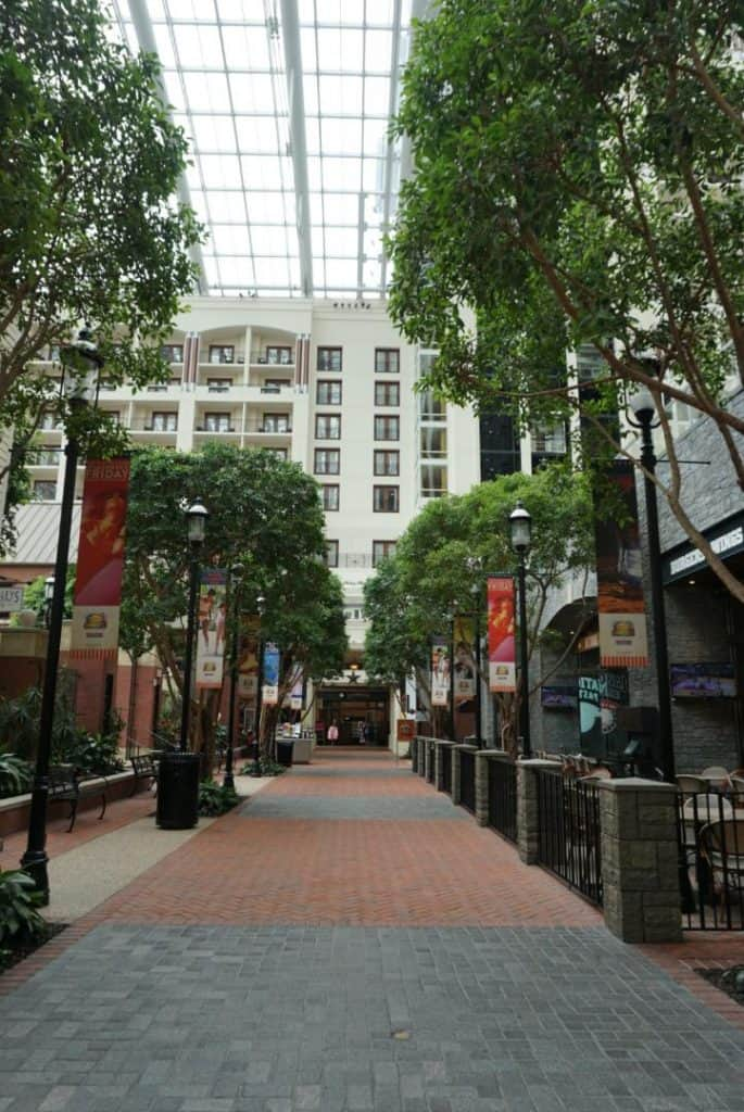 The Gaylord National Harbor Restaurants and shops offer something for everyone.