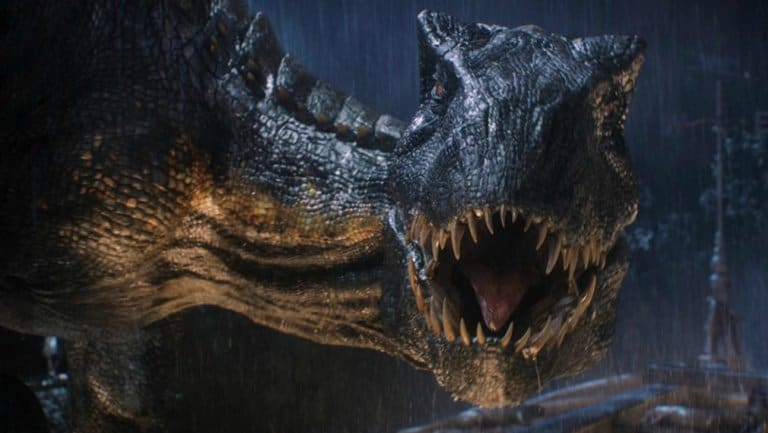 Jurassic World: Fallen Kingdom is scary for little kids.