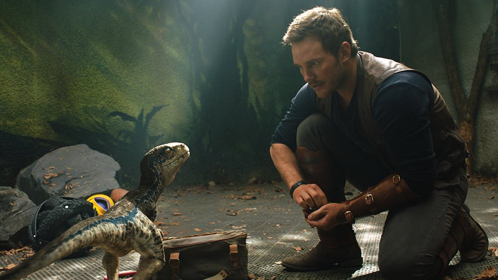 Is Jurassic World: Fallen Kingdom kid friendly? Some parts are.