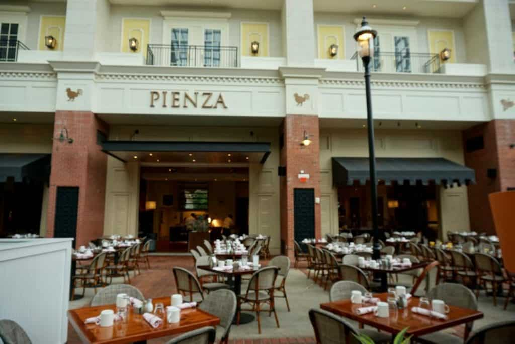 Pienza Marketplace at the Gaylord National Harbor