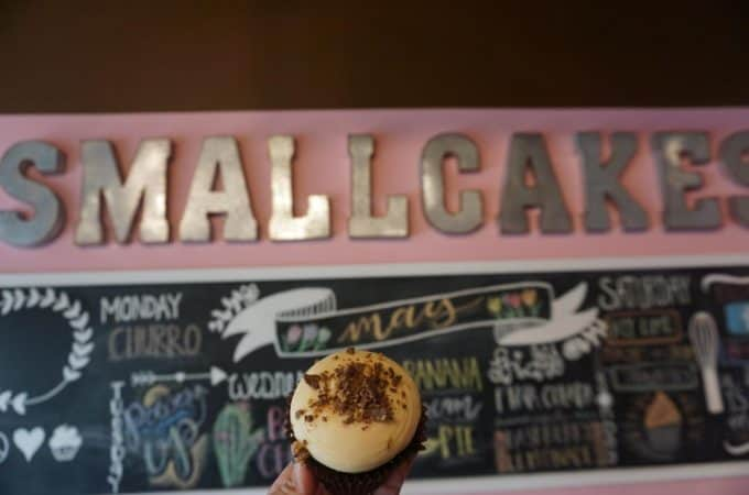 Smallcakes Peanut Butter Cup Cupcake is fantastic!