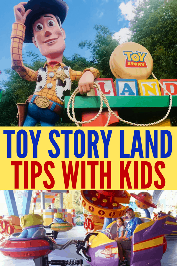 Toy Story Land is now open in Disney's Hollywood Studios! Check out these tips for visiting Toy Story Land with kids. Is Slinky Dog Dash too scary for toddlers?