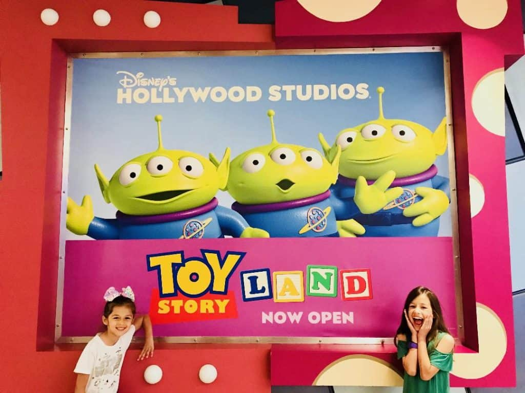Is Toy Story Land For Kids and Families?