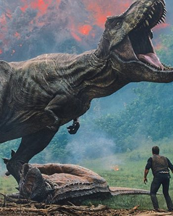 Is Jurassic World: Fallen Kingdom safe for kids? Well, if you like to watch dinosaurs eat people.