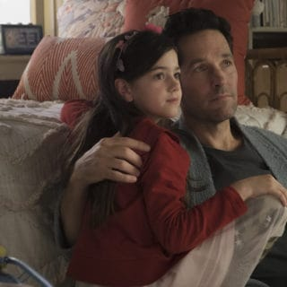 Is Ant-Man and the Wasp kid friendly? There are strong family themes in the film.