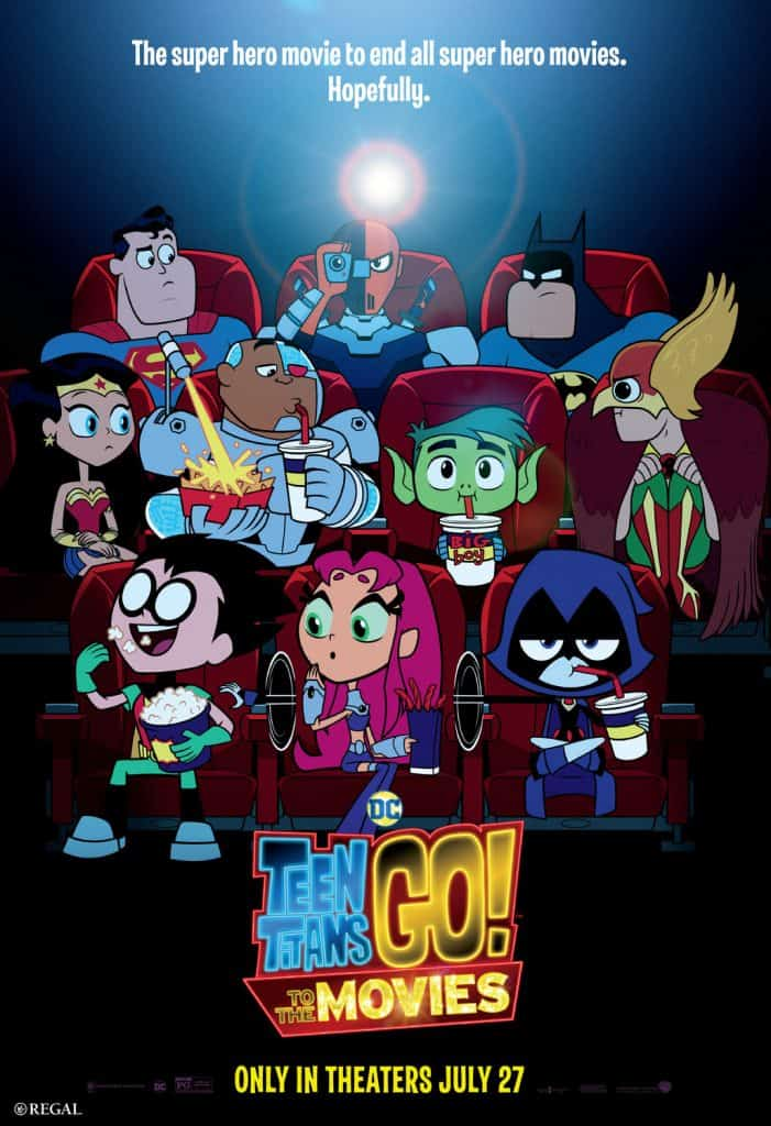 Is Teen Titans Go Movie kid friendly? More than you think.
