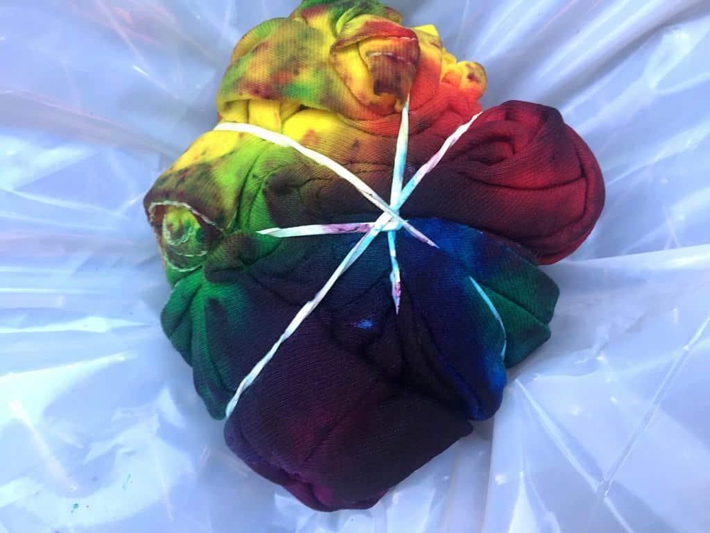Step-by-Step Tie Dye Tutorial