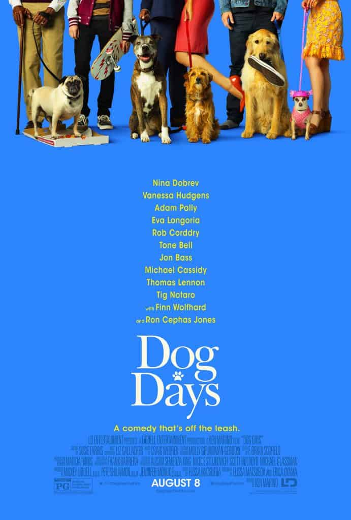 Dog Days Film Poster