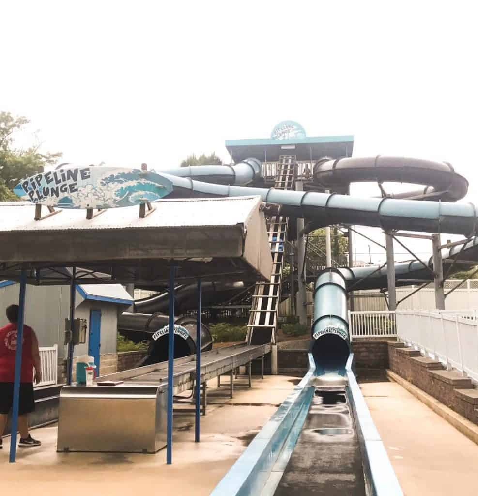 Duke's Lagoon is a mini waterpark at Dutch Wonderland!
