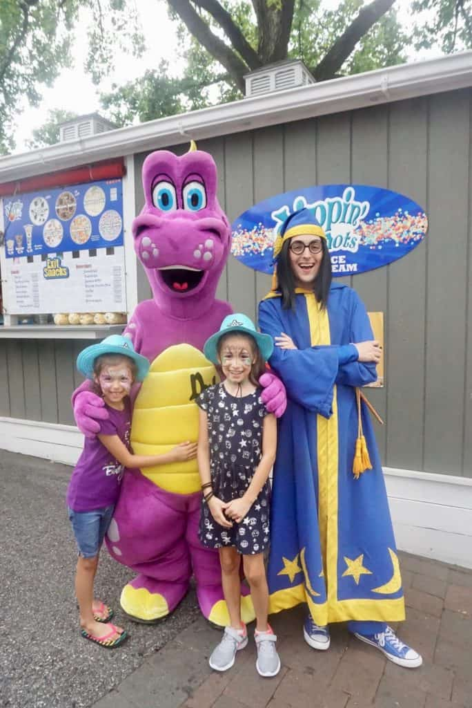 Dutch Wonderland Character Photos