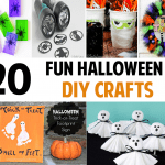 20 Fun Halloween Crafts for Kids