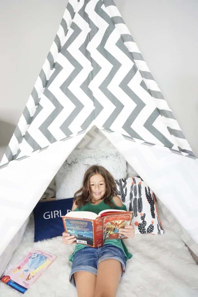 Reading Nook Ideas for Kids