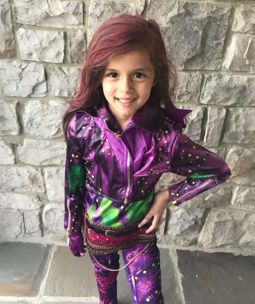 Mal from Disney Descendants Costume
