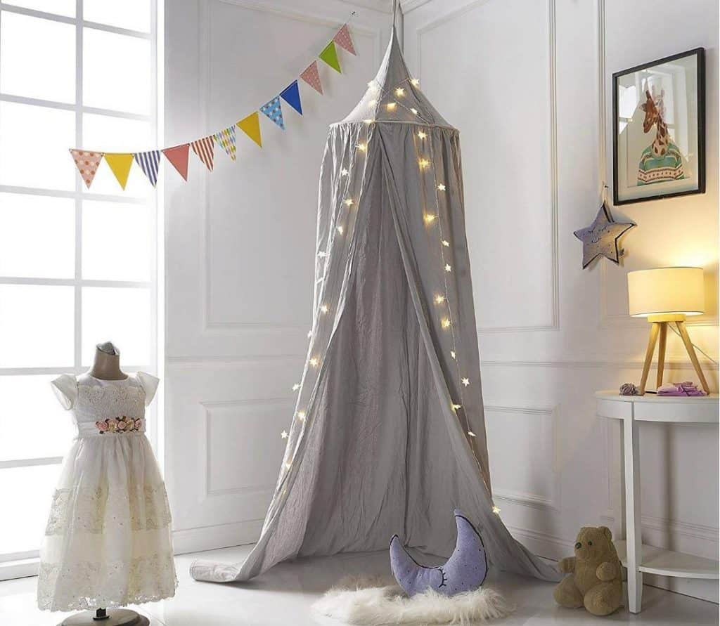 Kids Reading Nook Canopy