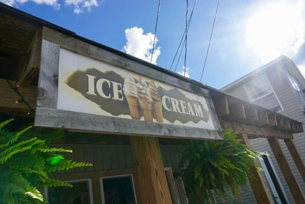 The Ice Cream Shop - Davis, WV
