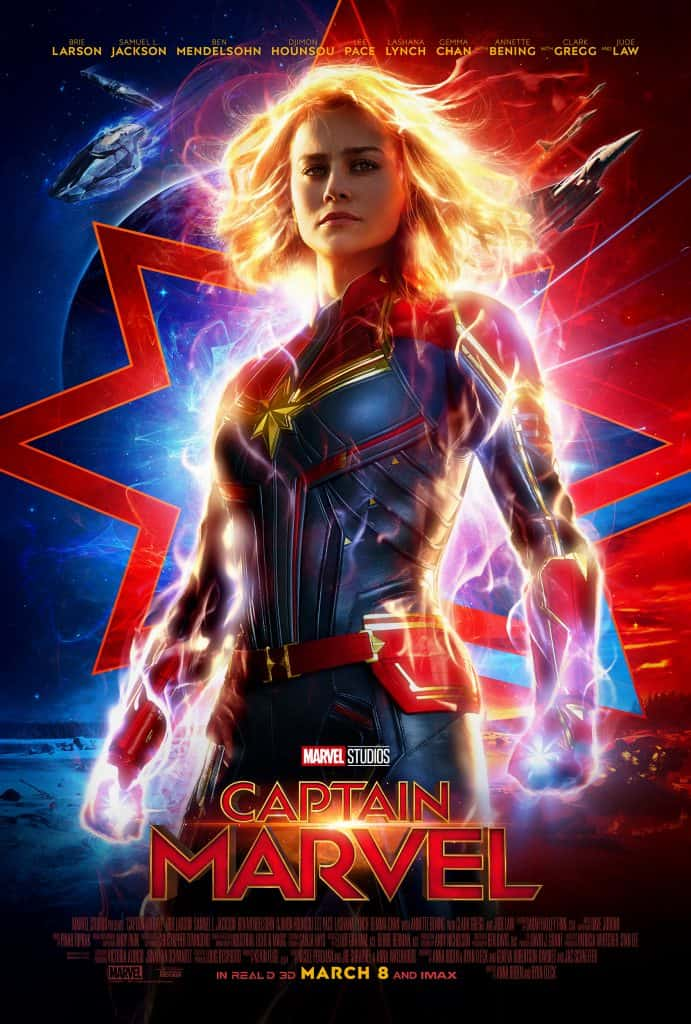 Who is Captain Marvel? Watch these movies before you watch Captain Marvel!