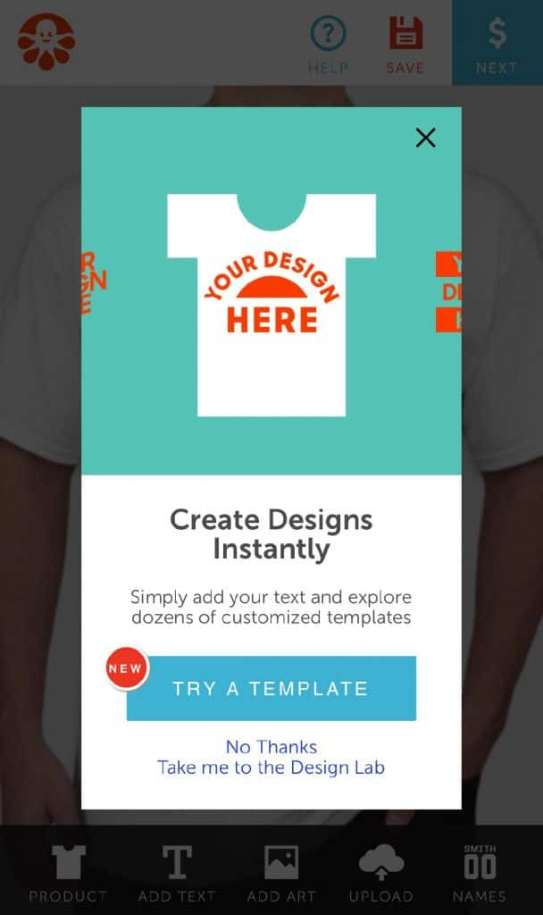 Designing on CustomInk.com is so easy and user friendly.