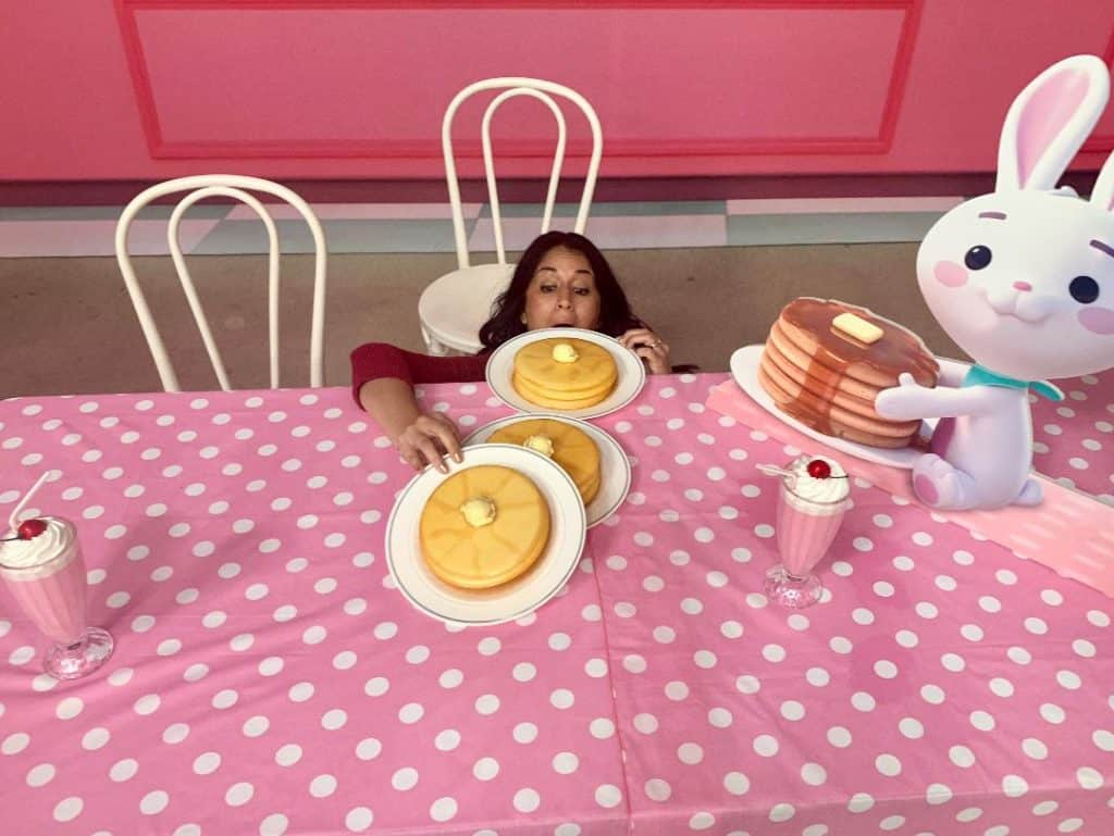 Pancake Bunny Ralph Breaks VR