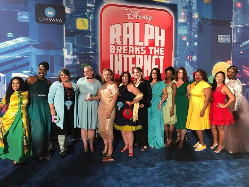 Pamela Ribon and Disney Princesses
