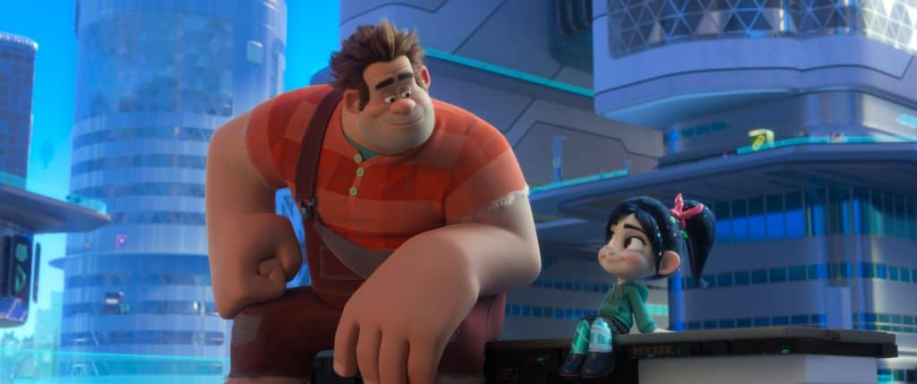 Ralph and Vanellope's friendship is tested in Ralph Breaks the Internet review.