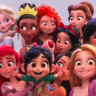 Ralph Breaks the Internet Event Disney Princesses