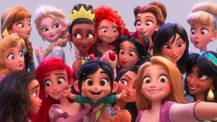 Ralph Breaks the Internet Event Disney Princesses