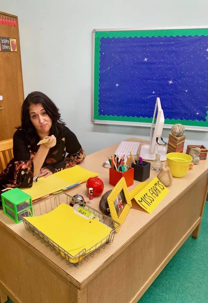 Single Parents Set Visit - The School