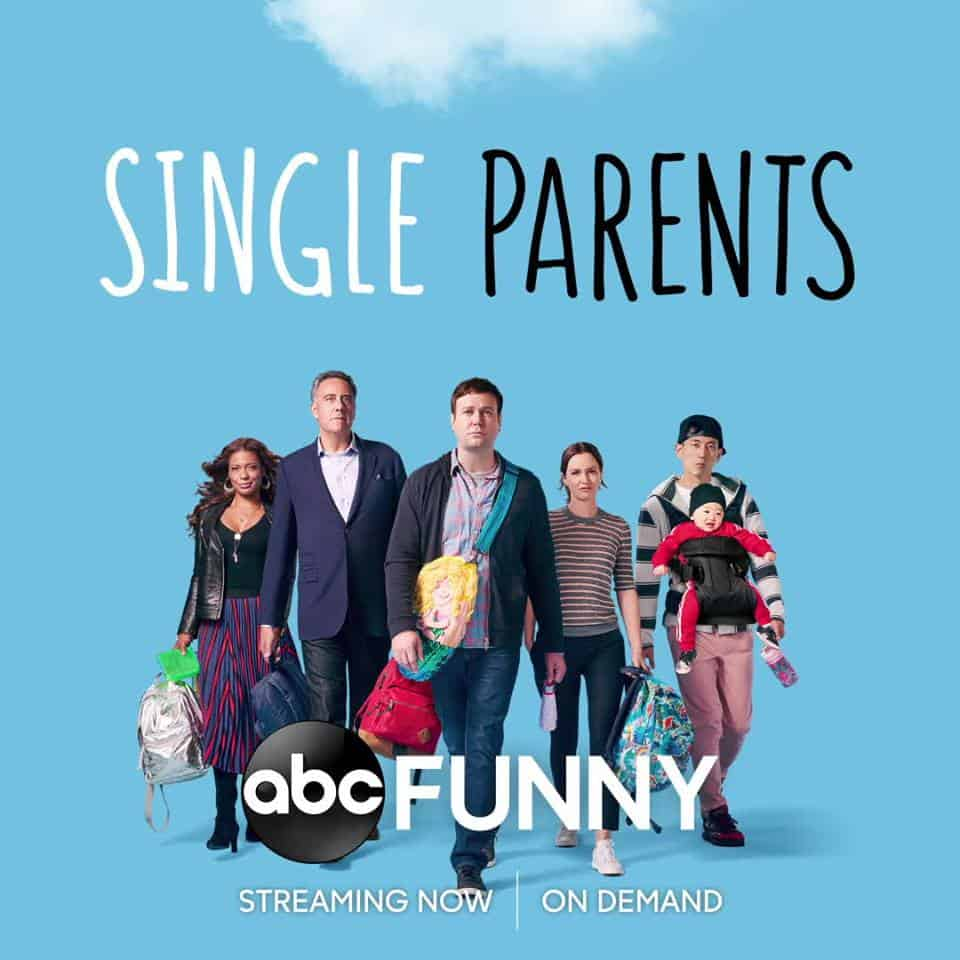 Behind the scenes of Single Parents on ABC
