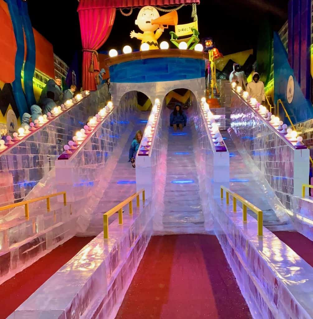 Gaylord ICE! slides