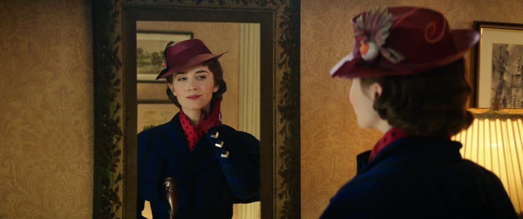 Is Mary Poppins Returns rude?