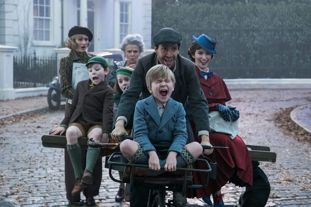 Is Mary Poppins Returns Kid Friendly?