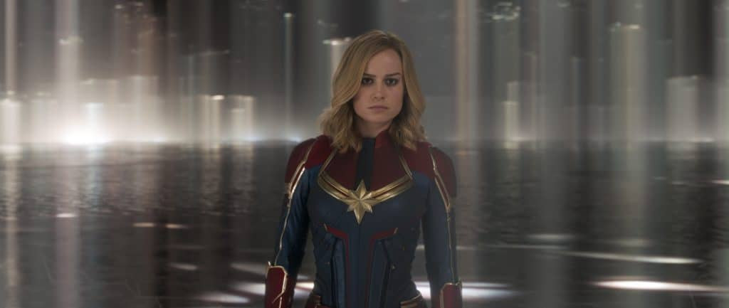 Where does Captain Marvel fall in the MCU timeline?