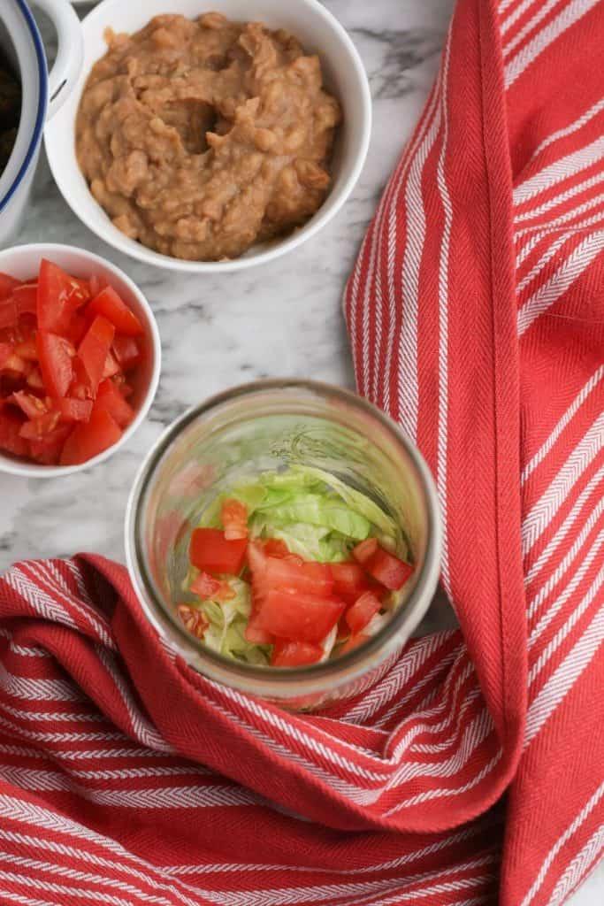 Walking Taco Recipe in a Jar
