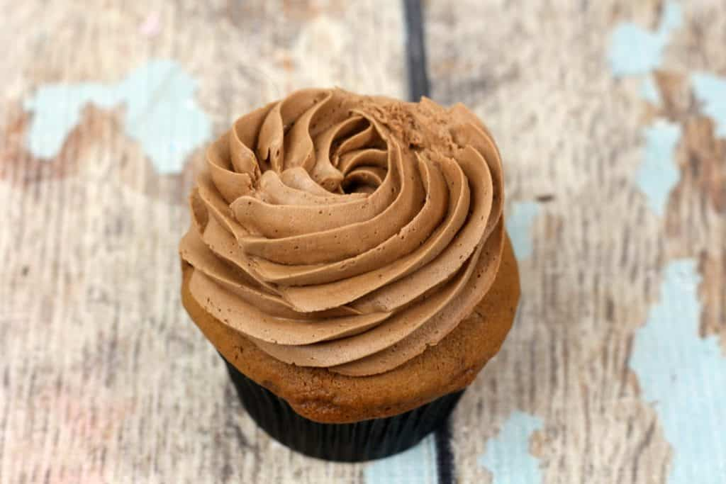 German Chocolate Cupcake Frosting