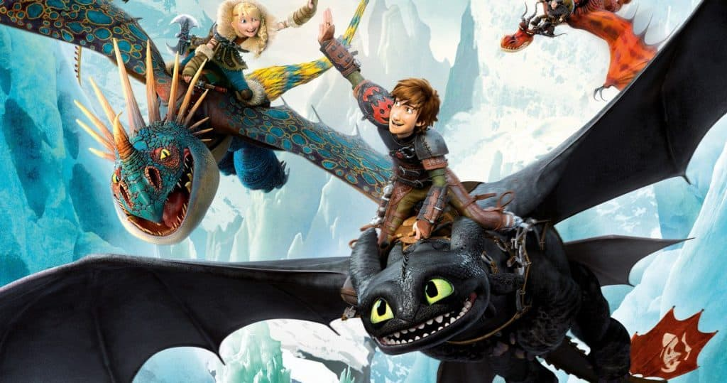 Is How to Train Your Dragon The Hidden World kid friendly?