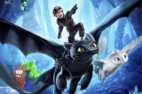 Is How to Train Your Dragon family friendly?