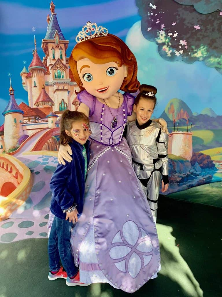 Split up on multigenerational family vacations to Disney World.