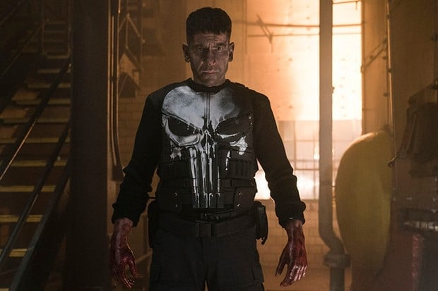 The Punisher is one of the Marvel TV Shows on Netflix you must watch!