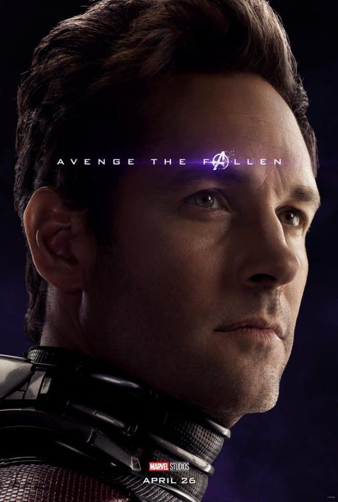 Ant-Man Avengers: Endgame poster
