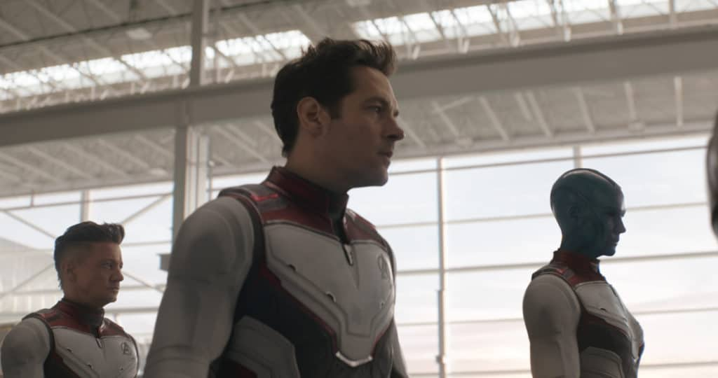 Avengers Endgame Quantum Suits - is it ok for kids?