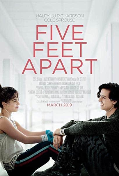 Five Feet Apart Movie Poster