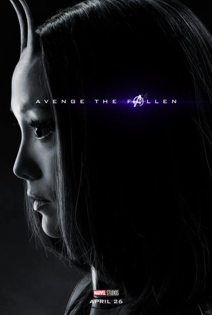 Mantis Avengers Endgame Poster