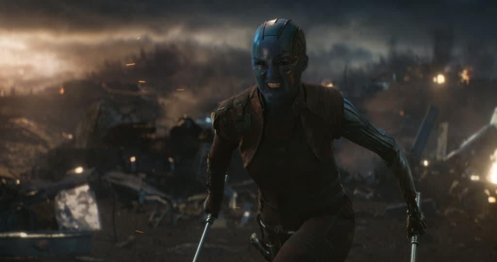 Is Avengers: Endgame ok for kids? Here's the information on violence in Endgame.