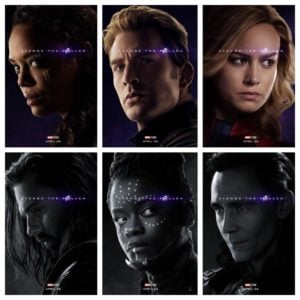 Avenge the Fallen | New Avengers Endgame Posters Reveal Who Survived